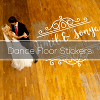 Dance Floor Stickers