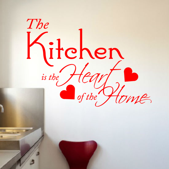 Heart Of The Home The Kitchen Is The Heart Of The Home
